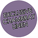 Exclusive Chambray Linen