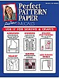 "Palmer/Pletsch - Perfect Pattern Paper - Two 84"" x 48"" Sheets"