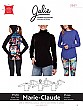 Jalie Patterns - Marie Claude Raglan Pullovers #3667 - Women/Girls Sizes