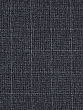 Cerulean/Gray/Black 100% Wool Heathered Windowpane Flannel Suiting - NY Designer - 58W
