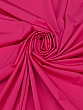 Cerise Pink Polyester/Lycra Light Weight Activewear Knit 57W