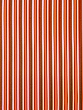 Vivid Orange/Dark Bronze/White Nylon/Lycra Vertical Stripe Swimwear/Activewear Knit 59W
