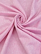 Orchid Pink/White 100% Linen Light-Weight Yarn-Dyed Chambray Linen 58W