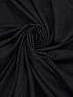 Black 100% Nylon Flip Sequins On Netting - Milly - 52W