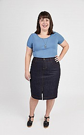 Cashmerette Patterns - Ellis Skirt #3101 - Sizes 12-28