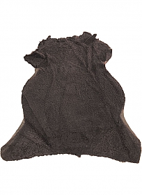 Dark Chocolate Sheepskin Leather Skin - Michael Kors