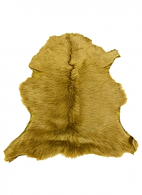 Dijon Fur Leather Skin - J. Crew