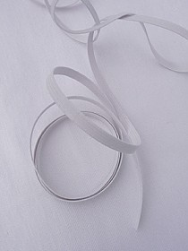 "1/4"" wide White Stretchrite Elastic"