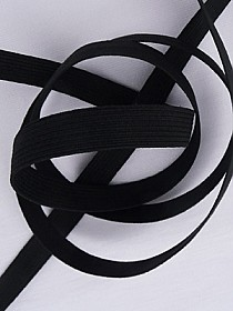 "1/2"" wide Black Stretchrite Elastic"