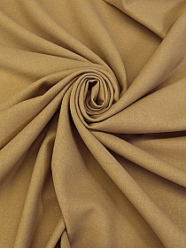 French Oak 100% Worsted Wool Tricotine Suiting 60W