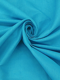 Caribbean Blue Linen/Rayon Light Weight Woven 60W