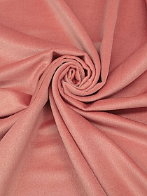 Salmon Rose Wool/Nylon/Cashmere Brushed Coating - Michael Kors - 60W