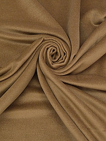 Autumn Brown Wool/Nylon/Cashmere Brushed Coating - Michael Kors - 60W