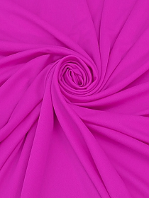 Royal Fuchsia 100% Polyester Dri-Fit Activewear Mesh Double Knit - Nike - 68W