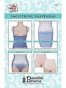 Pamela's Patterns - Smoothing Shapewear #118