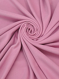 Amaranth Pink 100% Polyester Micro Fleece - NY Designer - 64W