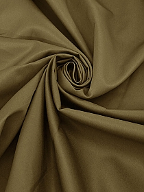 Coyote Brown 100% Cotton Double Faced Twill Jacketing - Ralph Lauren - 60W