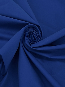 Cerulean/Blue Frost/Dark Slate Blue 100% Silk Stripe Satin-Faced Organza 48W