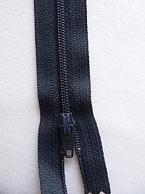 "Navy YKK Zipper 22"" Long Quantity of 1"