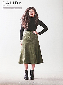 True/Bias - Salida Skirt - Sizes 0-18