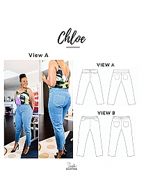 Style Sew Me - Chloe Jeans - Sizes 0-26