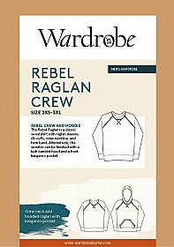 Wardrobe By Me - Rebel Crew And Hoodie - Men's - Sizes 2XS - 3XL