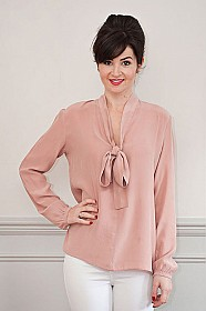 Sew Over It - Pussy Bow Blouse - Sizes 8-20