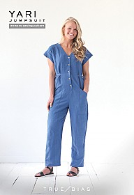 True/Bias - Yari Jumpsuit - Sizes 0-18