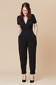 Deer and Doe Patterns - Sirocco Jumpsuit - #DOO34 - Sizes 34-46
