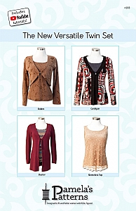 Pamela's Patterns - The New Versatile Twin Set - #108
