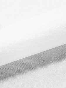 "White 100% Polyester ""950F ShirTailor"" Non-Woven Fusible Interfacing - Pellon - 20W"