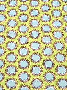 Bright Green 100% Polyester Satin Shantung 59W
