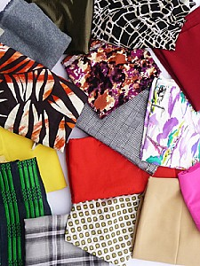 6 Yard Fashion Fabric Bundle