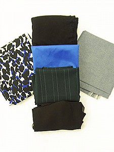 6 Piece Craft Fabric Bundle