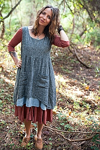 Sew Liberated - Metamorphic Dress - Sizes 0-24
