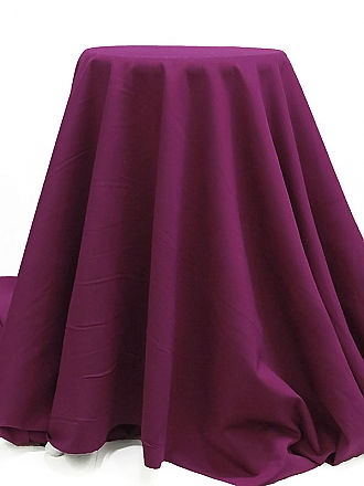 Boysenberry Rayon/Nylon/Lycra Ponte Knit - Imported From Italy - 62W