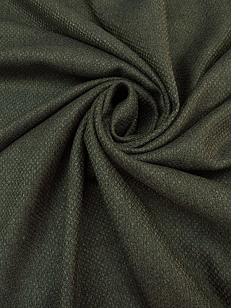 Black 100% Nylon Abstract Design Sequins On Netting 52W