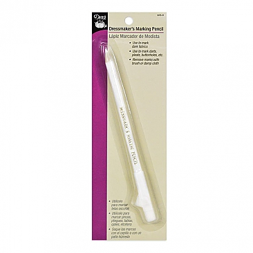 White Dressmaker Marking Pencil - Dritz