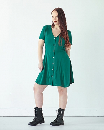 True/Bias - Shelby Dress & Romper - Sizes 0-18