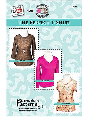 Pamela's Patterns - The Perfect T-Shirt #104
