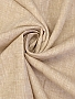 Beige/White 100% Linen Light-Weight Yarn-Dyed Chambray Linen 58W